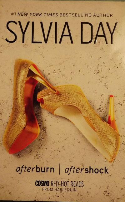 2013. DAY, Sylvia. AFTERBURN/AFTERSHOCK. : Cosmo Red-Hot Reads From Harlequin, . 8vo., pictorial wra...