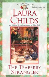 The Teaberry Strangler (Tea Shop Mysteries (Hardcover))