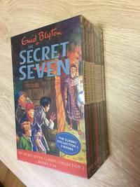 THE SECRET SEVEN (BOXED SET 9-16)