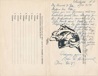 Autograph Note Signed (pre-1882-1946)