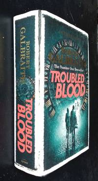 image of Troubled Blood     First Edition, first printing