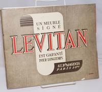 image of Un Meuble Signe Levitan est Garanti Pour Longtemps