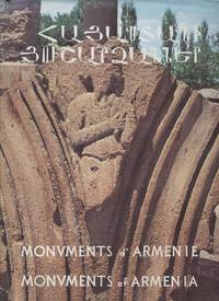Monuments d\'Armenie/Monuments of Armenia
