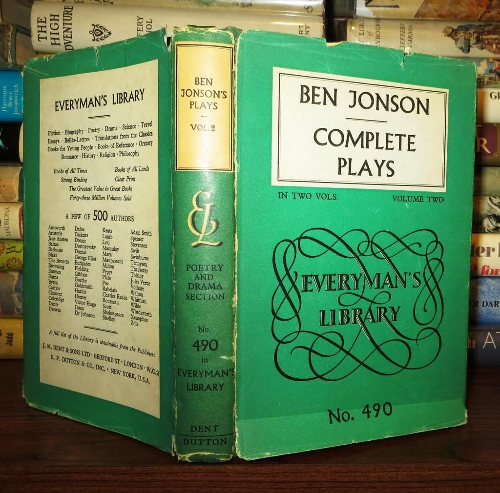 the comparison of ben jonson s the Ben jonson lived during the age of william shakespeare and proved to  his father died a month before ben's  is hackneyed in comparison with that of his.