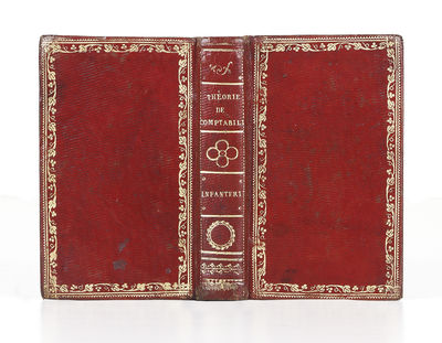 Several tables in the text & three folding tables printed on each side (final table with small ink-s...