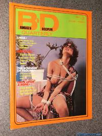B&D Bondage & Discipline Quarterly Vol 2 #1 Bill Ward (1981) Magazine