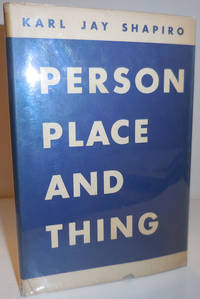 Person Place and Thing