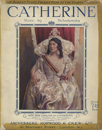 Catherine A New Musical Play in Three Acts. English Version by Reginald Arkell & Fred de Gresac Lyrics by Reginald Arkell... Selected by Robert Evett & J. Klein. [Piano-vocal score]