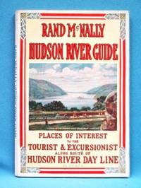 RAND MCNALLY HUDSON RIVER GUIDE (1927)