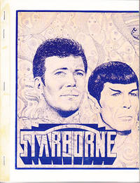 Starborne - SIGNED  [Star Trek Fanzine - Male/Male Adult Erotica]