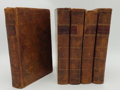 Philadelphia.: Thomas Dobson., 1805 - 1808. Contemporary full tree calf.. Good to good plus, volumes...