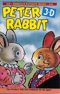 Peter Rabbit 3-D Number One by  Harrison Cady - Paperback - First  Edition - 1990 - from Books Do Furnish A Room (SKU: 66744)