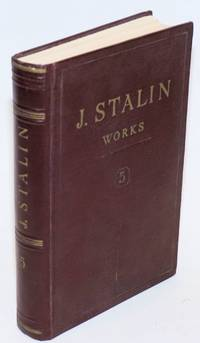 J. V. Stalin, Works; Volume 5, 1921-1923