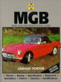 image of Mgb : Guide to Purchase and D.I.Y. Restoration