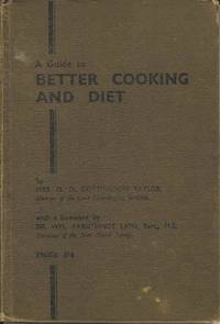 A Guide to Better Cooking and Diet