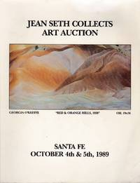 Jean Seth Collects Art Auction