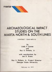 Archaeological Impact Studies on the Marta North & South Lines