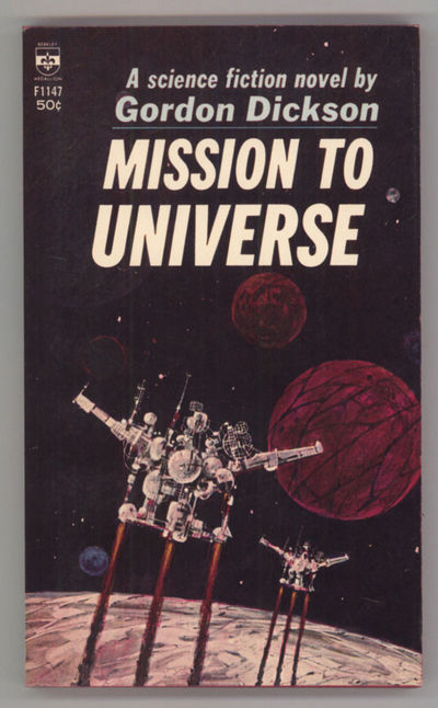 : A Berkley Medallion Book published by Berkley Publishing Corporation, 1965. Small octavo, pictoria...