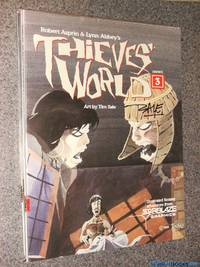 Tim Sale *Signed* Thieves World: Graphics 3 (1st)