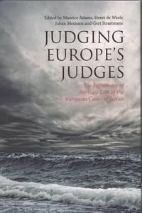 Judging Europe's Judges