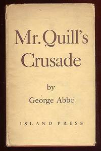 New York: Island Press, 1948. Hardcover. Fine/Very Good. First edition. Fine in a moderately soiled,...
