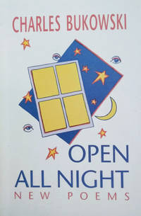 image of Open all Night:  New Poems
