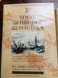 Sinai, the Hedjaz, and Soudan: Wanderings  Around the Birth-Place of the Prophet, and Across the Aethiopian Desert, from Sawakin to Chartum (Folios)