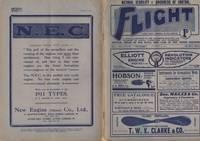 FLIGHT: OFFICIAL ORGAN OF THE ROYAL AERO CLUB OF THE UNITED KINGDOM No. 94  (No. 42, Volume II) October 15, 1910