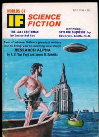 Worlds of IF Science Fiction Magazine (July 1965)
