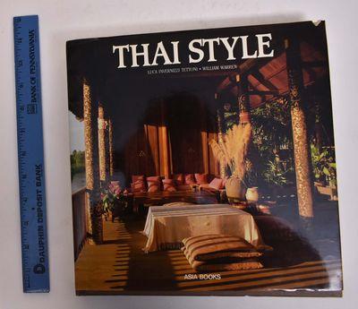 Bangkok: Asia Books, 1988. Hardcover. VG-/VG- ownership bookplate on ffep, light corner bumping to b...