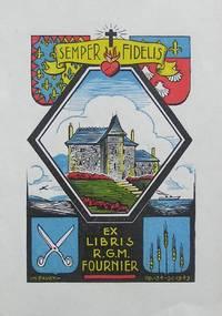 image of Ex-Libris France. R.G.M. Fournier