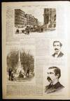 View Image 3 of 6 for Frank Leslie's Illustrated Newspaper No. 976 Vol. XXXVIII New York, June 13, 1874 Cover Illustration... Inventory #24741