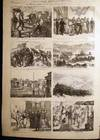 View Image 5 of 6 for Frank Leslie's Illustrated Newspaper No. 976 Vol. XXXVIII New York, June 13, 1874 Cover Illustration... Inventory #24741