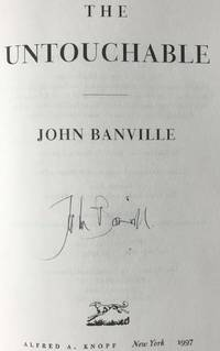 THE UNTOUCHABLE (SIGNED)