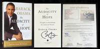 image of The Audacity of Hope (Signed & JSA-Certified)