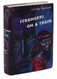 collectible copy of Strangers on a Train