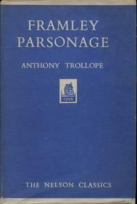 image of Framley Parsonage (Nelson Classics)