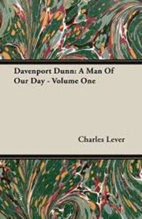 image of Davenport Dunn: A Man Of Our Day - Volume One