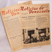 image of Noticias de Venezuela [two issues: vol. 1 nos. 7 and 8]