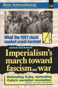 New International No. 10 : Imperialism's March Toward Fascism and War