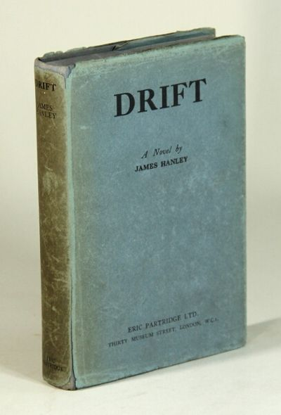 London: Eric Partridge Ltd, 1930. First edition limited to 500 copies of the author's first book, 8v...