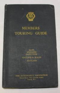 AA Members Touring Guide