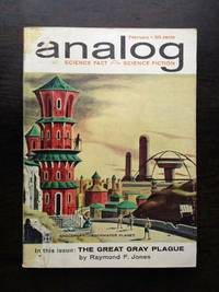 ANALOG SCIENCE FICTION FACT SCIENCE FICTION February 1962