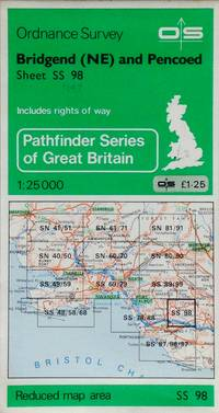 Pathfinder map sheet 1147: Bridgend (NE) and Pencoed