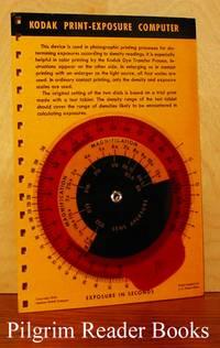 image of Kodak Print-Exposure Computer