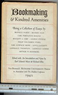 Bookmaking & kindred amenities