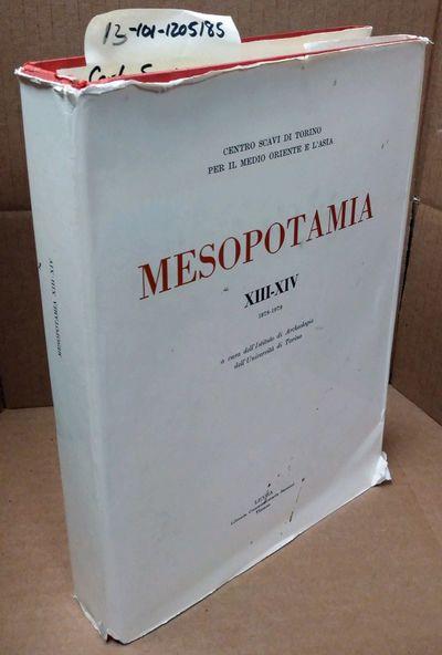 Firenze: LICOSA: Libreria Commissionaria Sansoni, 1980. First Edition Thus. Quarto; 264pp text volum...