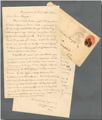 "[Autograph Letter, Signed (""SL Clemens"") to Virginia Frazer Boyle]"