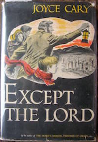 image of Except the Lord.