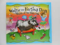 Walter the Farting Dog: Trouble at the Yard Sale (signed)